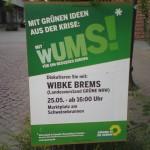 Wibke mit WUMS
