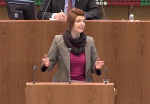Wibke Brems Rede Landtag NRW Klimaschutzgesetz