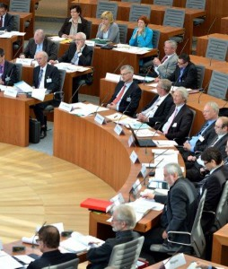 Anhörung Bergrecht NRW