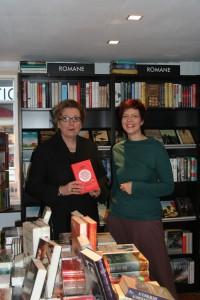 Besuch Buchhandlung Markus